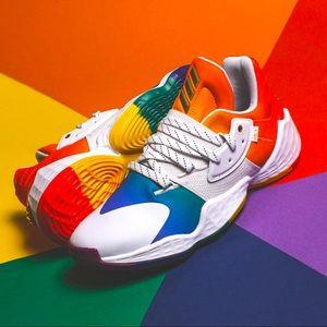 Adidas Harden volume 4 Pride size 9 new